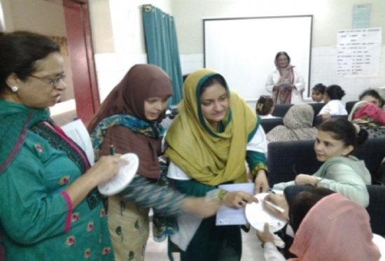 Pakistan - Family Planning Training